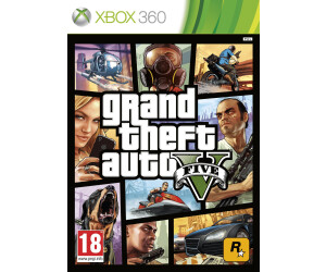 Grand Theft Auto V available for PS4, Xbox One, PC, PS3 and Xbox 360