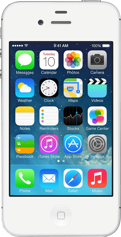 Apple iPhone 4S 8GB Weiß