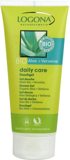 Logona Daily Care Bio-Aloe + Verveine Duschgel (200 ml)