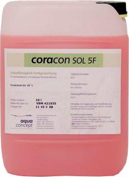 Coracon Solarflüssigkeit SOL 5F 10 Liter