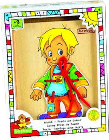 Beeboo Anziehpuzzle (4184098)