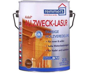remmers aidol allzweck lasur wei 2 5 liter ab 51 95. Black Bedroom Furniture Sets. Home Design Ideas