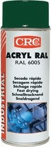 CRC 6368 Acryl-Schutzlack Moos-Grün RAL 6005 40...