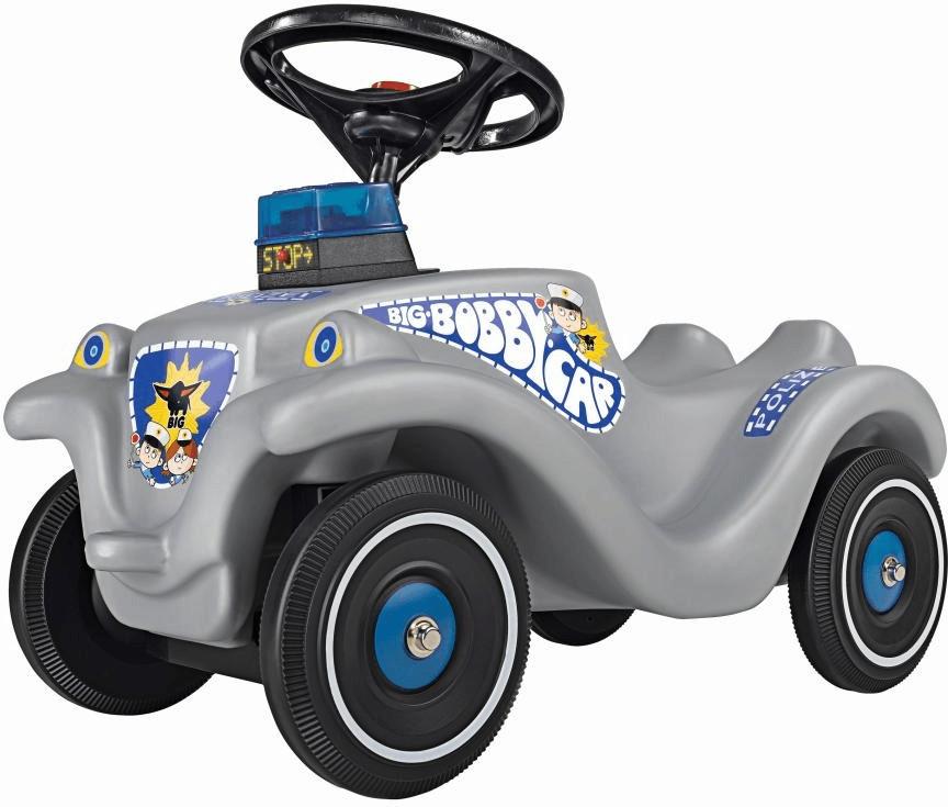 Big Bobby Car Classic Polizei mit Licht (56011)