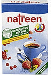 Natreen Tabletten Nachfüllpackung (1500 Stk.)