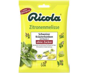 Ricola Zitronenmelisse mit Zucker (75 g)