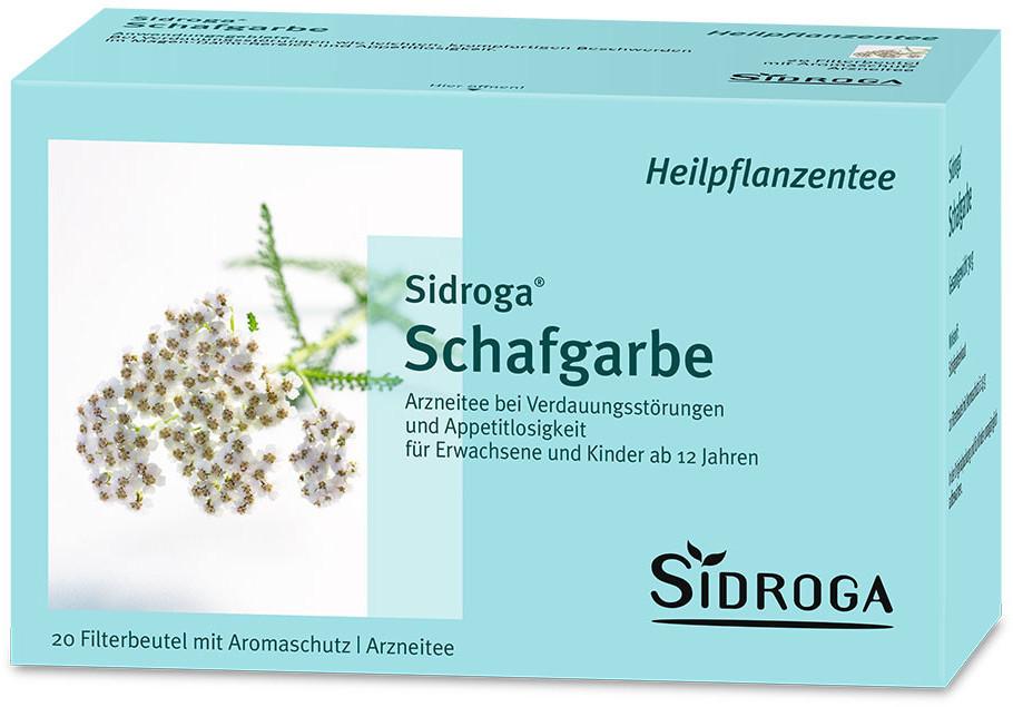 Sidroga Schafgarbe (20 Stk.)