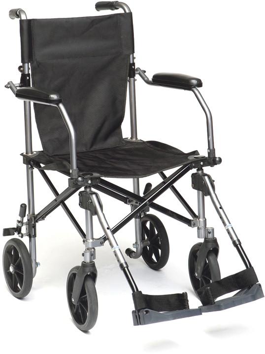 Drive Medical Travelite Reise- und Transport-Rollstuhl