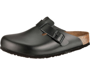 Birkenstock Boston Naturleder Normal schwarz ab 54,50