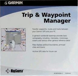 Garmin Trip & Waypoint Manager (016672)