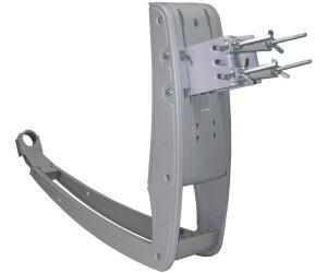 Astro ASP 78 cm A Sat Satelliten Alu Aluminium Spiegel Antenne Schüssel anthrazi