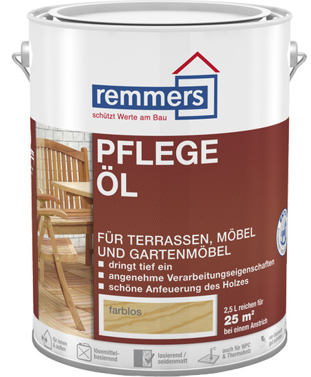 Remmers Pflege-Öl 5 l Teak