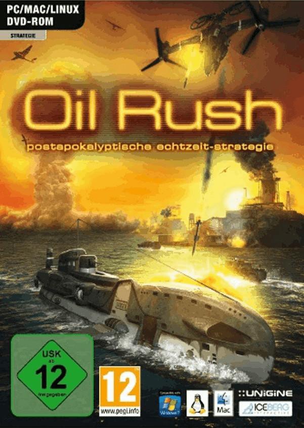 Oil Rush (PC/Mac/Linux)