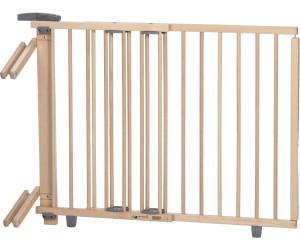 geuther barri re de s curit pour escalier naturel au meilleur prix sur. Black Bedroom Furniture Sets. Home Design Ideas