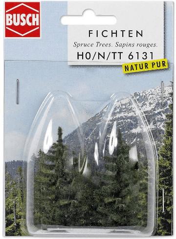 Busch 2 Fichten (6131)