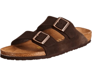 Birkenstock Arizona Veloursleder brown finish ab 65,52
