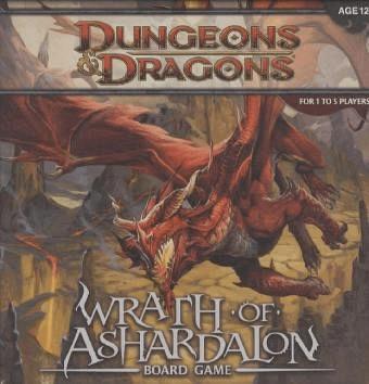 Wizards Dungeons & Dragons Wrath of Ashardalon ...
