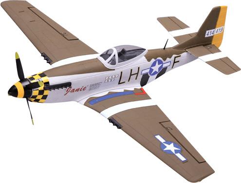 Hype P-51 Janie BL ARF (22-1310)