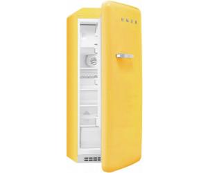 Retro Kühlschrank Gelb : Smeg kühlschrank gelb smeg fab lv kühl gefrier kombination green
