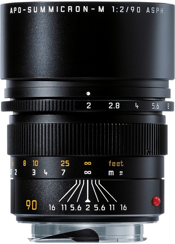 Image of Leica 90mm f/2.0 APO-Summicron-M