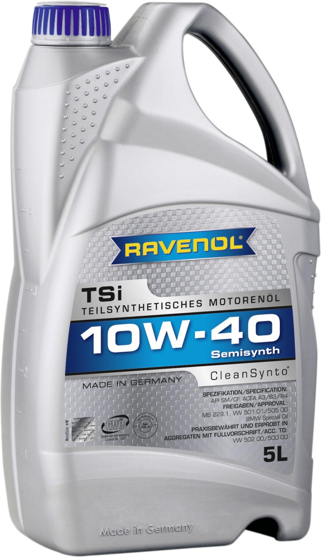 Ravenol TSi 10W-40 (5 l)