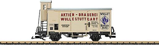 LGB Bierwagen ´´Aktien Brauerei Wulle Stuttgart...