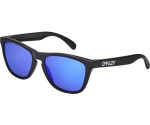 Oakley Frogskins Sonnenbrille Mattschwarz OO9013-24 55mm YtcWxIek
