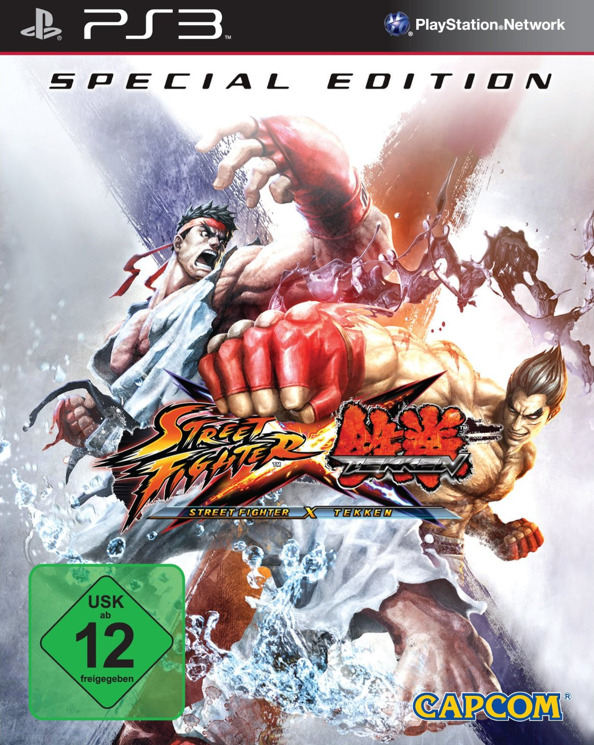 Street Fighter X Tekken: Special Edition (PS3)