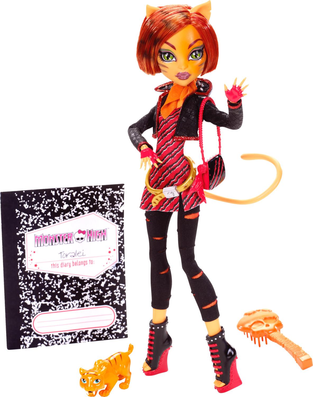 Monster High Monster High Toralei (X4634)