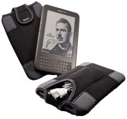 "Image of e-volve E-Glove Neoprene Case for eBook 6"" (G3_27)"