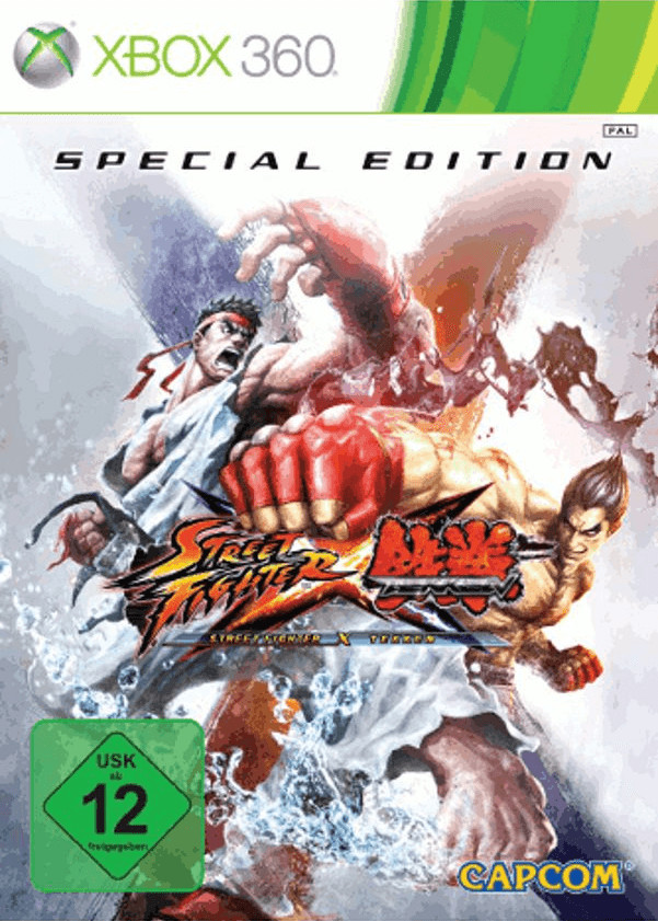 Street Fighter X Tekken: Special Edition (Xbox ...