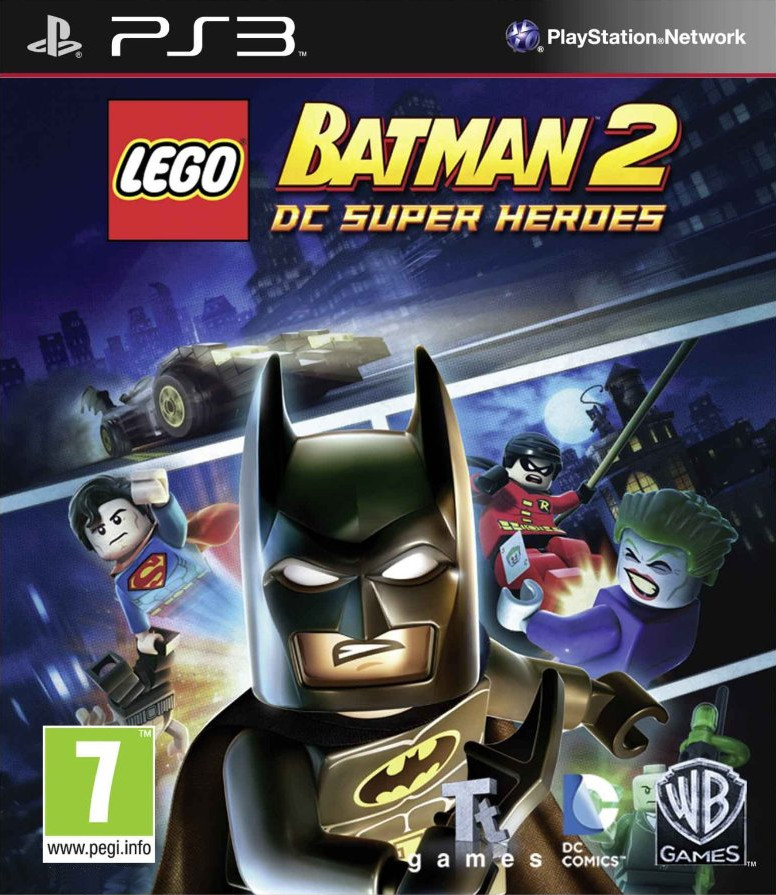 Lego Batman 2 - I am Naked  and the hardest boss