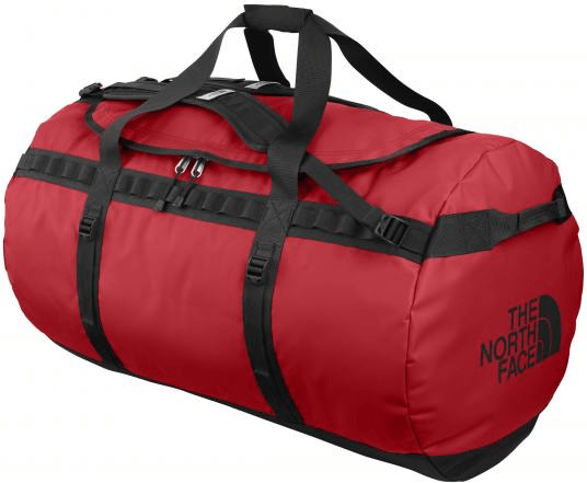The North Face Base Camp Duffel XL tnf red/black
