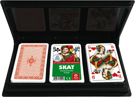 ASS Altenburger Die schönsten Kartenspiele der Welt