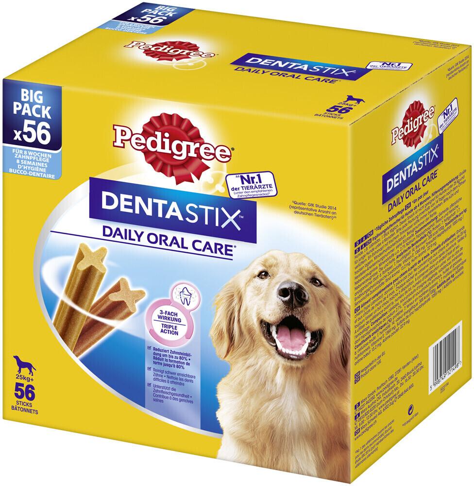 Pedigree DentaStix Multipack für große Hunde