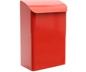 Postkasten Safe Post Größe 14 stahlblau Briefkasten