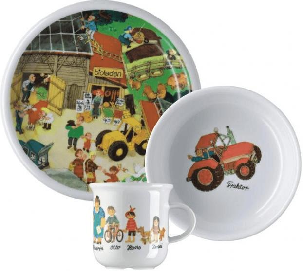 Arzberg Kinder-Geschirrset 3 teilig Auf dem Lande