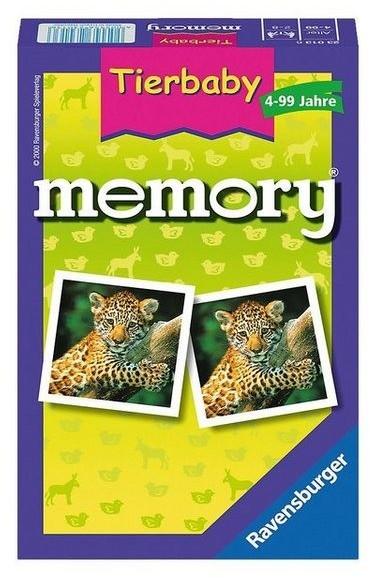 Ravensburger Tierbaby Memory (23013)