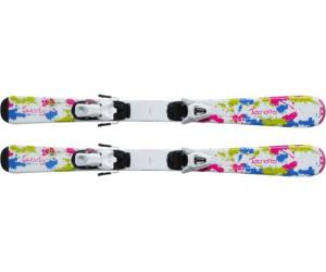 Carving Ski Set,Ski Tecno Pro Skitty 100 cm Tecnopro Kinder Ski