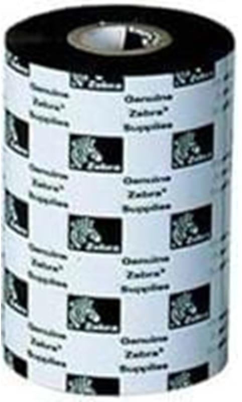 #Zebra 3200 Wax/Resin 80 mm x 450 m#