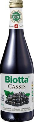 Biotta Cassis Saft (500 ml)