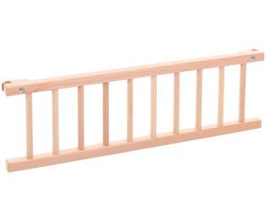 babybay verschlu gitter f r bett tobi ab 25 00 preisvergleich bei. Black Bedroom Furniture Sets. Home Design Ideas