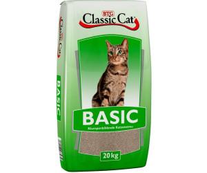 hega katzenstreu classic cat basic bentonit 20 kg ab 7 96 preisvergleich bei. Black Bedroom Furniture Sets. Home Design Ideas