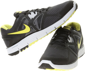 new concept aee75 cfed8 Nike LunarGlide+ 3 Anthracite electrolime black pure platinum