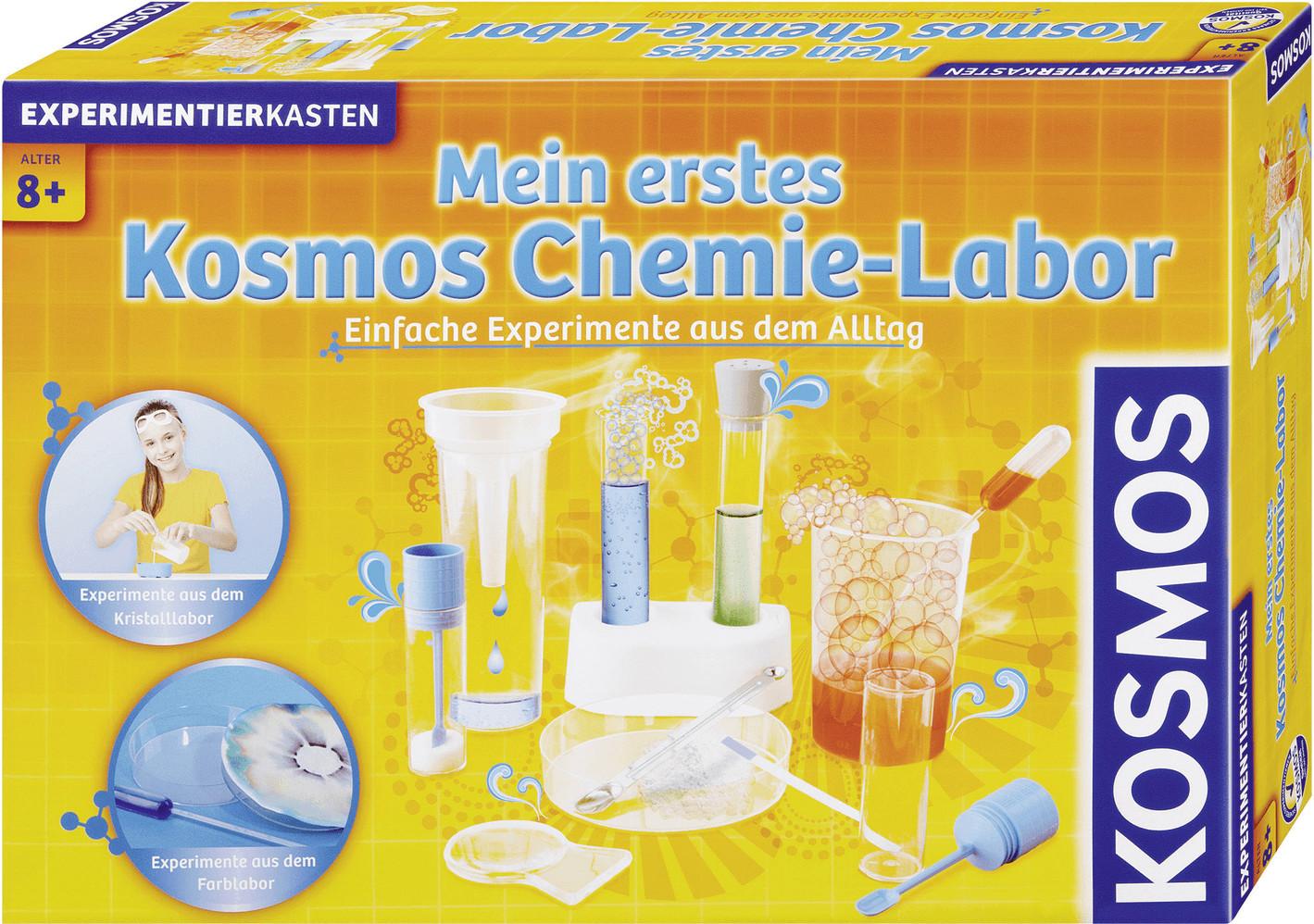 Kosmos Mein erstes Kosmos-Chemielabor (64292)