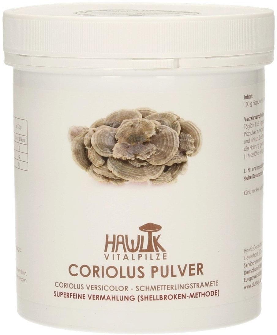 Hawlik Coriolus Pulver (100 g)