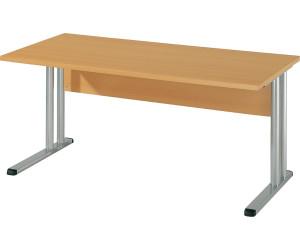 wellem bel b ro combi 4 schreibtisch 160cm ab 169 67. Black Bedroom Furniture Sets. Home Design Ideas