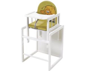 roba chaise haute convertible au meilleur prix sur. Black Bedroom Furniture Sets. Home Design Ideas