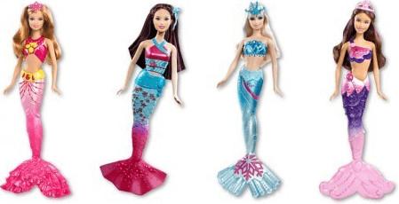 Image of Barbie In a Mermaid Tale 2 - Mermaid Assortment