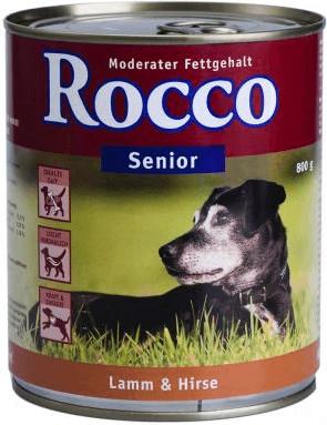 Lukullus Rocco Senior Lamm & Hirse (800 g)